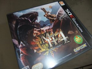 Monsterhunter4